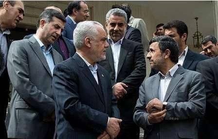 رحیمی؛ حلقه یی از زنجیره تخلف های دولت احمدی نژاد