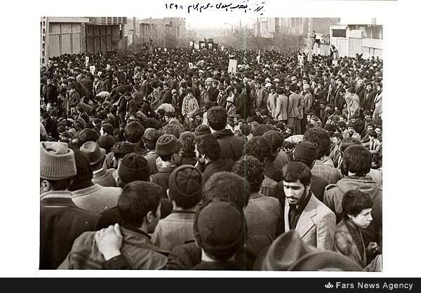 انقلاب اسلامی 1357در تبریز/تصاویر