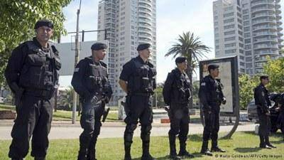 دیپلمات ایرانی مظنون به بمبگذاری نزدیک سفارت اسرائيل در اوروگوئه