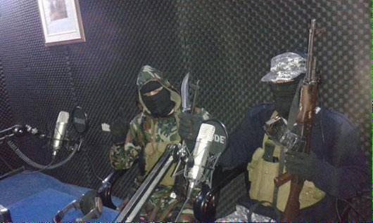مجری برنامه های زنده داعش/تصاویر