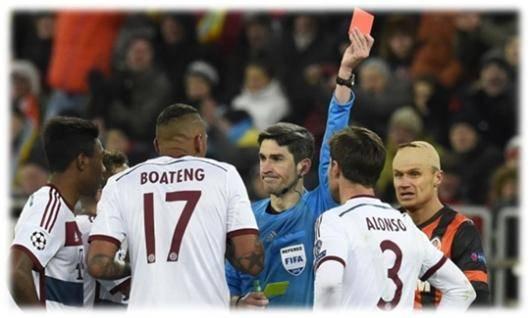 نتایج دو بازی یک هشتم نهایی لیگ قهرمانان اروپا
