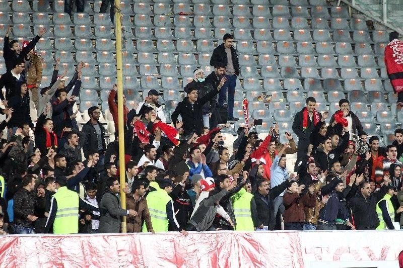 معترضین به درخشان در یک قاب /عکس