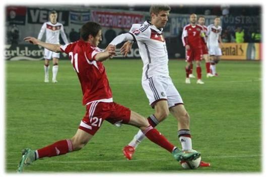 نتایج فوتبال مقدماتی مرحله گروهی یورو ۲۰۱۶
