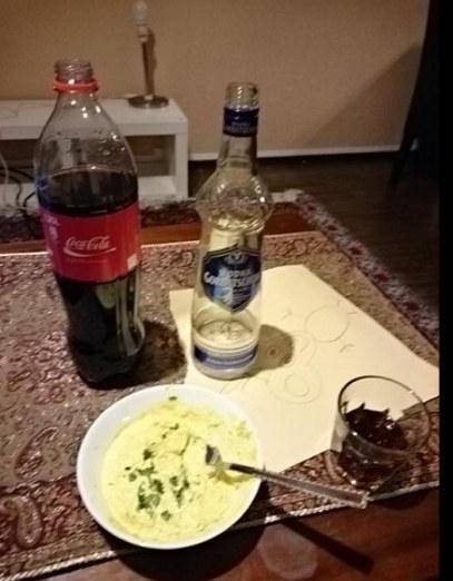 واکنش مردم به توافق هستهای، از نوشیدن ودکا با ماست تا کشیدن لپ اوباما!