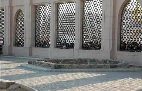 قبر ام البنین کجاست؟ /تصاویر