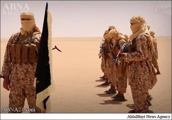 داعش متحد ائتلافسعودی شد!/تصاویر