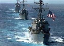 نیروی دریایی آمریکا از این به بعد کشتی های خود را در تنگه هرمز اسکورت می کند