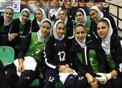 قزاقستان هم حریف والیبال زنان ایران نشد/ صعود به عنوان صدرنشین گروه