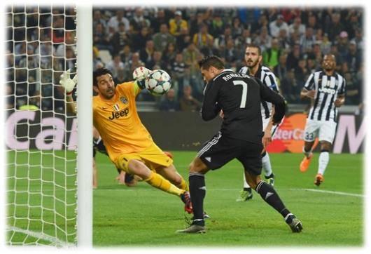 نیمه نهایی رقابتهای لیگ قهرمانان اروپا