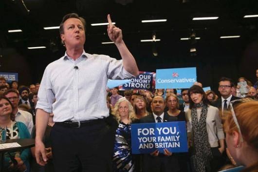 انتخابات پارلمانی بریتانیا امروز با رقابت شانه به شانه احزیب محافظه کار و کارگر برگزار می شود