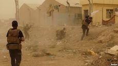 رمادی با شکست ارتش عراق به دست داعش افتاد