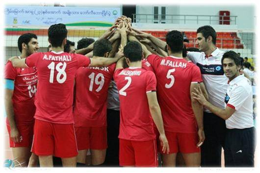 ایران با پیروزی بر کره جنوبی قهرمان والیبال زیر ۲۳ سال آسیا شد