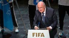 فیفا در مورد ادامه ریاست سپ بلاتر رایگیری میکند