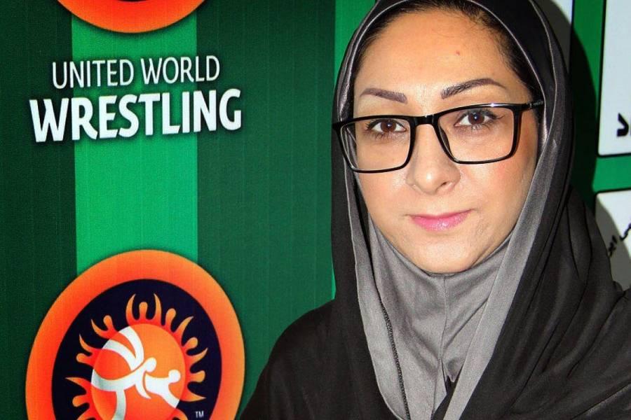 بانوان می توانند با پوشش کامل کشتی بگیرند/ حضور یک بانوی ایرانی در اتحادیه جهانی به سود فدراسیون کشتی خواهد بود