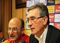 توقف ایران مقابل ترکمنستان در نیمه نخست
