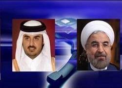 امیر قطر: روابط ما با جمهوری اسلامی ایران مستحکم است