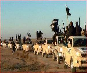 حمله موشکی داعش به اسرائیل