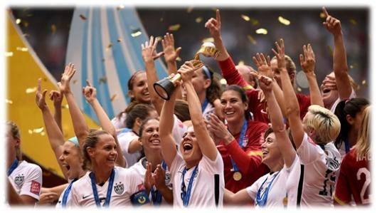 آمریکا قهرمان جام جهانی فوتبال زنان شد