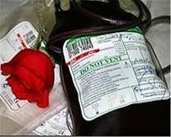 تهرانیها دیشب 1000 واحد خون اهدا کردند
