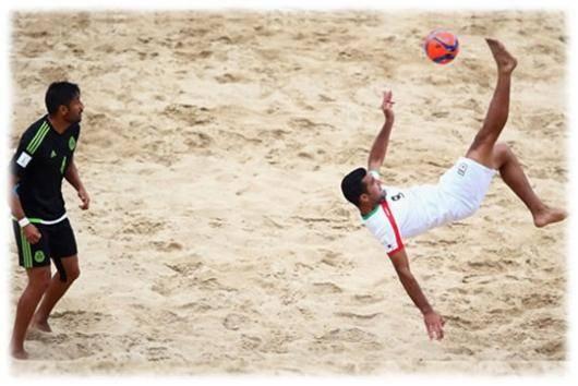 جام جهانی فوتبال ساحلی - رویای ساحلیبازان از تاهیتی میگذرد