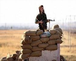 زنان ایزدی به جنگ داعش میروند