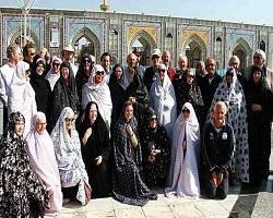 """نظر گردشگر آمریکایی درباره """"حجاب"""" ایرانیها"""