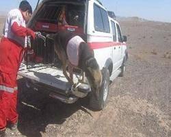 جسد فرد مفقود شده در کویر نائین پیدا شد