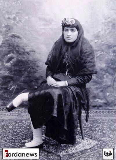 عکس: نخستین خبرنگار ایرانی
