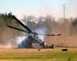سقوط بالگرد نظامی آمریکا در ژاپن