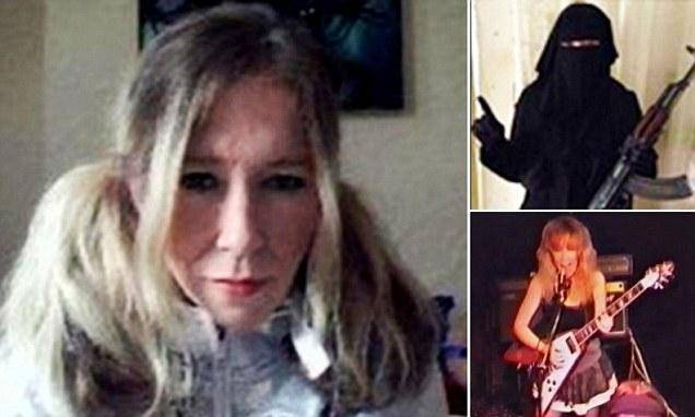 زنی که، بانوی نمونه داعش شد+عکس