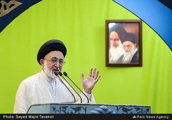 تصاویر: نماز جمعه تهران