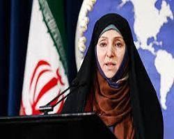 واکنش ایران به بیانیه رئیس جمهوری آمریکا