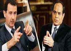 العهد: اسد و سیسی به زودی باهم دیدار میکنند