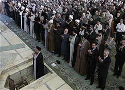 نماز عید سعید قربان در دانشگاه تهران اقامه شد