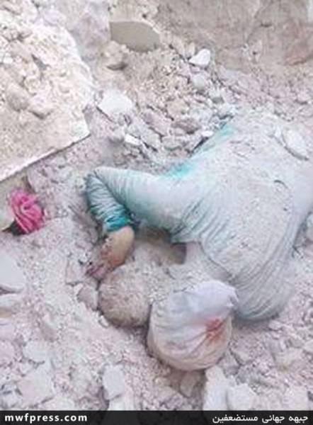 عکسی تکاندهنده از یمن