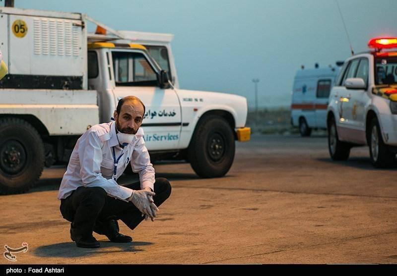 تصاویر: بازگشت مجروحان بدحال فاجعه منا به کشور