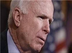 مککین: باید مخالفان سوری را به موشکهای «استینگر» مجهز کرد