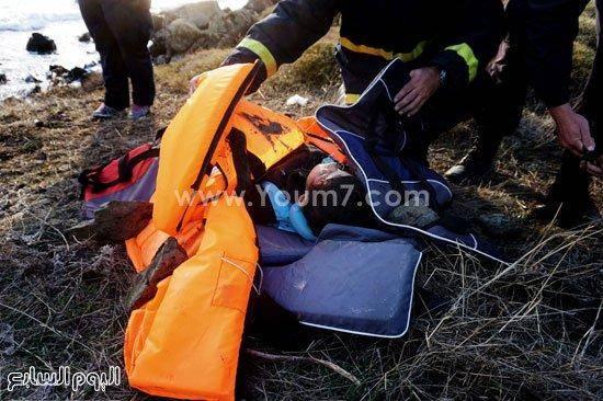 جسد آیلان جدید در سواحل یونان!+ تصاویر