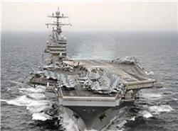 «احتمال حضور ناو «یو اس اس هری ترومن» آمریکا در خلیج فارس برای مهار ایران»