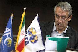 کفاشیان: مخالفی در انتخابات فدراسیون فوتبال ندارم