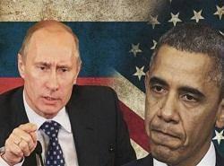 رؤسایجمهور آمریکا و روسیه دیدار کردند/ اوباما خطاب به پوتین: متأسفم
