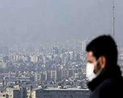 تداوم آلودگی هوا تا سهشنبه + پیش بینی وضع هوای کشور تا پایان هفته
