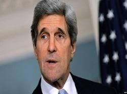 کری: ایران و روسیه پایبندی خود به حل بحران سوریه را اعلام کردند
