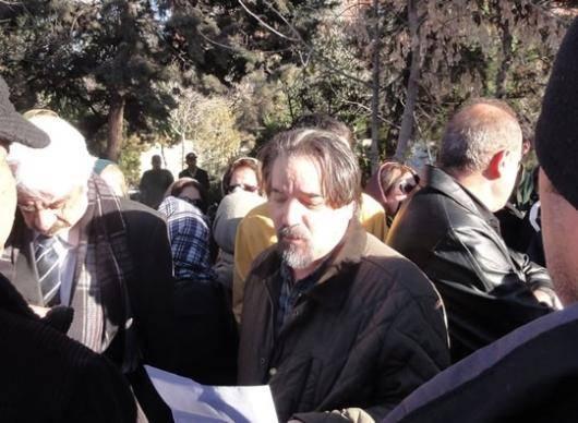 مراسم هفدهمین سالگرد قتل محمد مختاری و محمدجعفر پوینده در امام زاده طاهر کرج و در فضایی امنیتی برگزار شد. این مراسم با فراخوان کانون نویسندگان ایران انجام گرفت