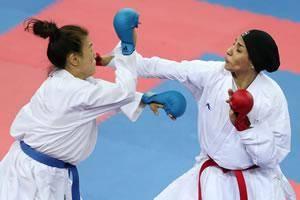 پاداش ۳۵میلیونی زنان کاراته خرج فدراسیون شد