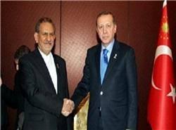 اردوغان: رسانههای ایران علیه ما مینویسند آنها را کنترل کنید/ جهانگیری: ما علیه شما حرفی نزدهایم اما رسانهها در کنترل ما نیستند