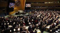 انتقاد مجمع عمومی سازمان ملل از وضعیت حقوق بشر در ایران