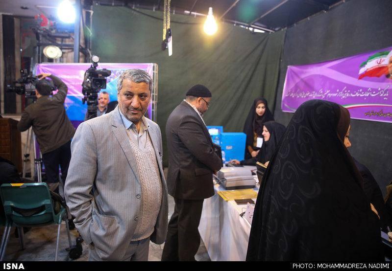 تصاویر: فرمانداری تهران در آخرین روز ثبت نام انتخابات مجلس