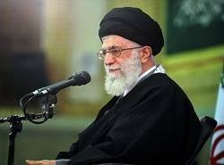 جمعی از مسئولان نظام و سفرای کشورهای اسلامی با رهبری دیدار میکنند