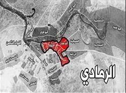 ویرانی۸۰درصد الرمادی/ هلاکت ۸۱۳ داعشی و انفجار ۵۶ خودروی مرگ